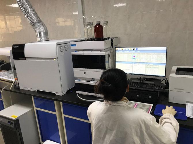 嵊泗海关首台ICP-MS设备正式投入使用