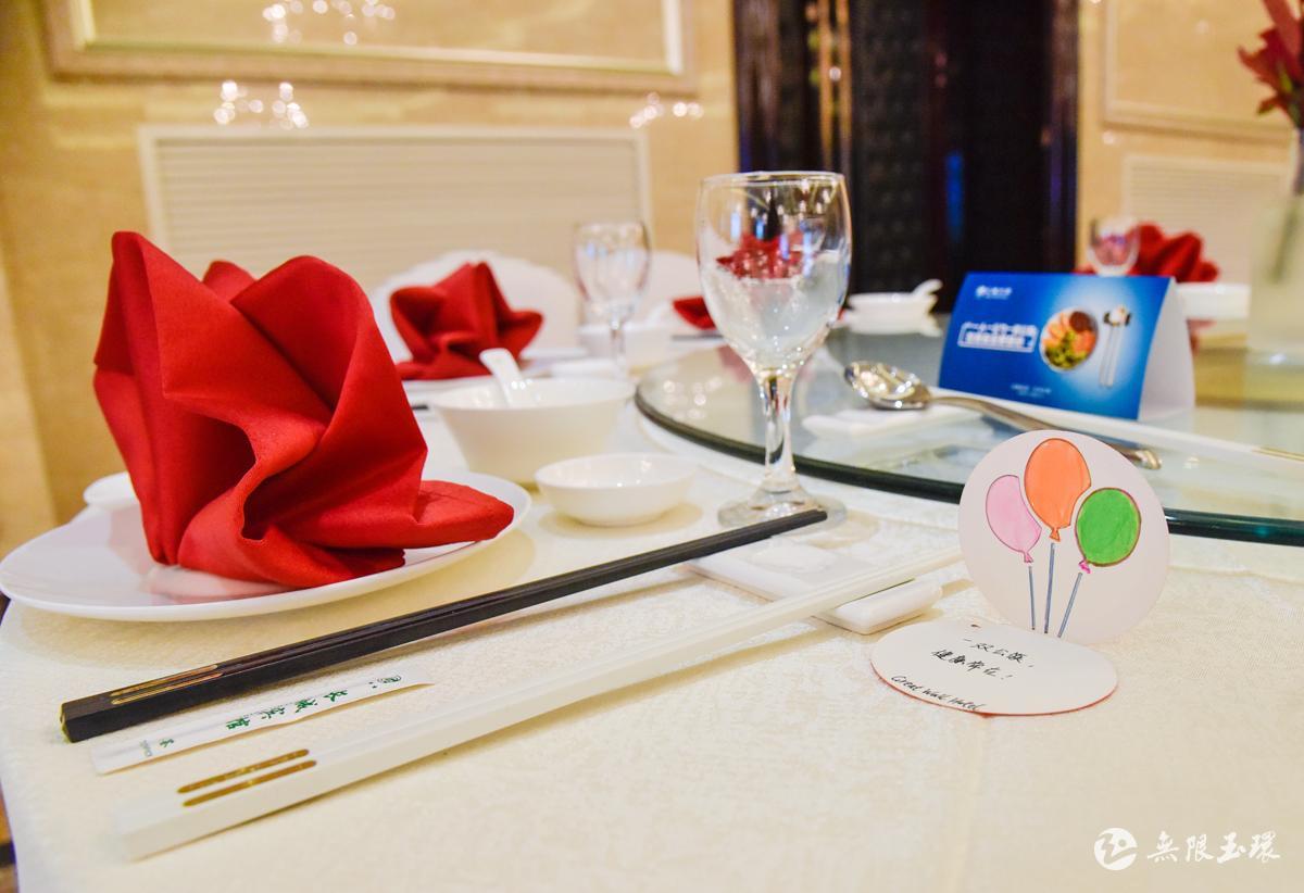 """玉环市旅游饭店餐饮行业协会倡议 :让""""公筷公勺""""成为就餐标配"""