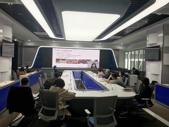浙江新闻界积极参与中国记协线上培训