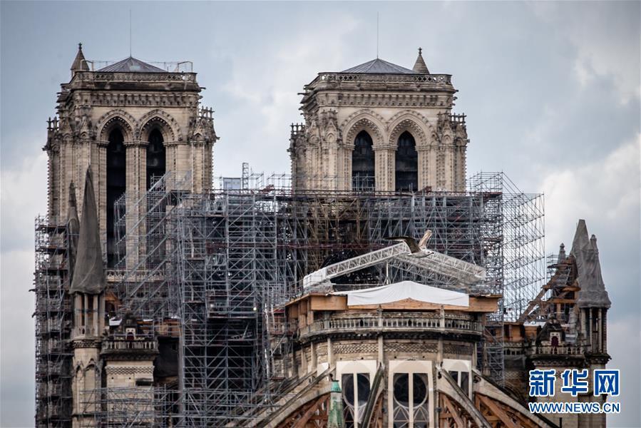 巴黎圣母院修复工程重启