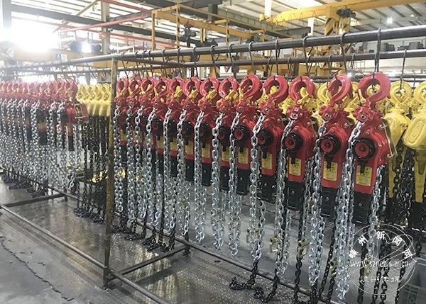 """稳居全国同行业首位 双鸟机械做手动葫芦的""""隐形冠军"""""""
