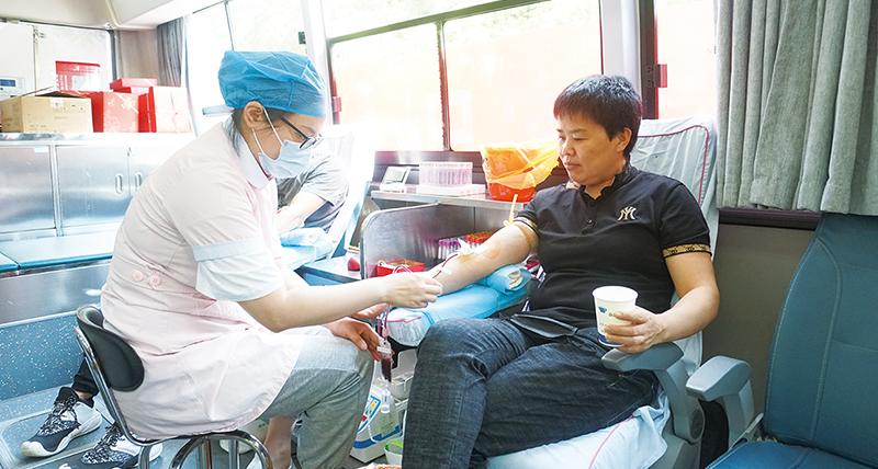 捐献造血干细胞 传递生命新希望