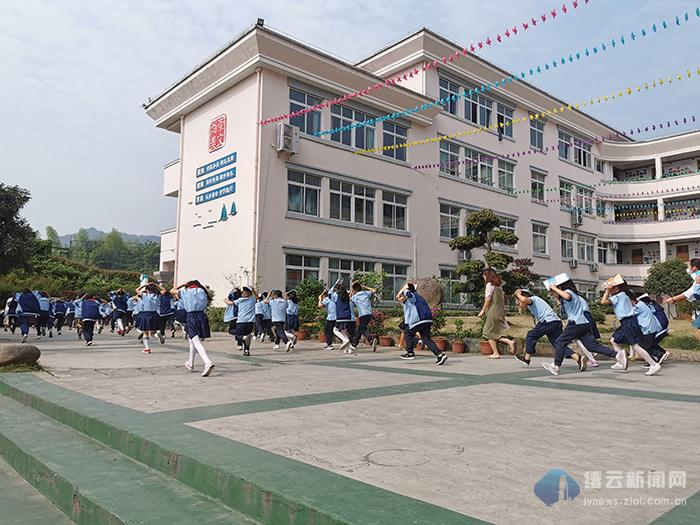 全国防灾减灾日,缙云县各中小学这样开展活动