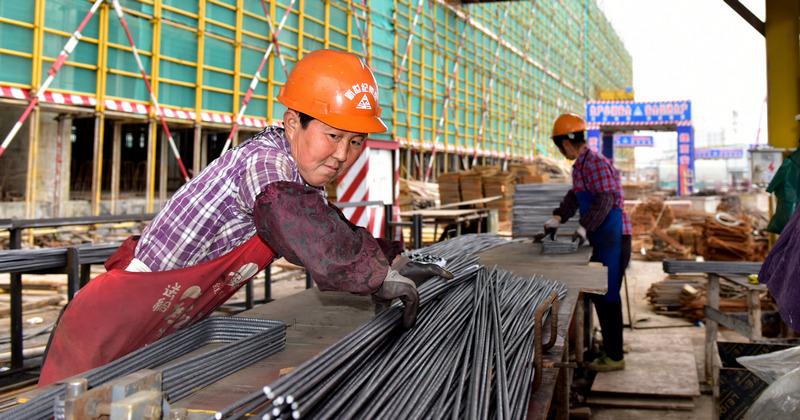 华东(金华)农产品 物流中心加紧建设