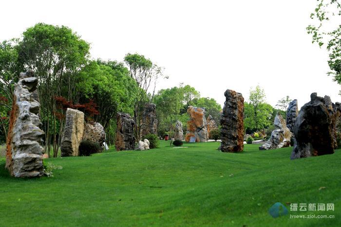 黄龙寺新景观