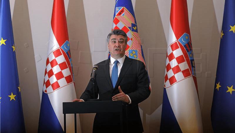 克罗地亚总统确定7月5日举行议会选举