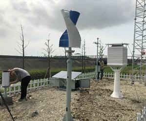 新建自动站 服务交通气象