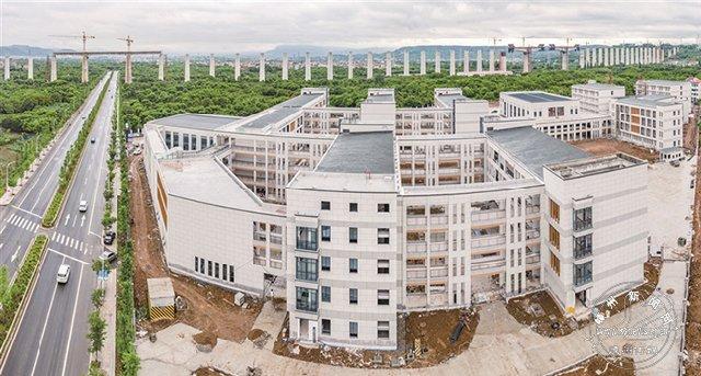 鹿山教育培训中心项目将完工