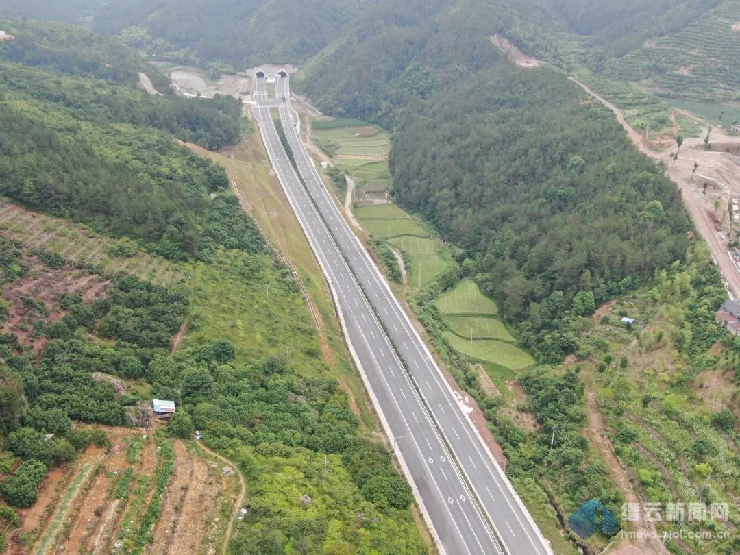 喜讯 :42省道缙云县潜陈至壶镇段改建工程正式通车