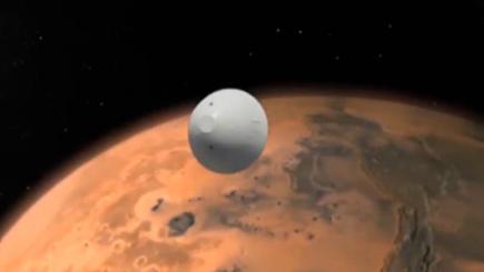 我国将在7、8月执行首次火星探测任务