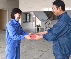 """舟山绿色石化基地管委会开展""""六・五环境日""""宣传活动"""
