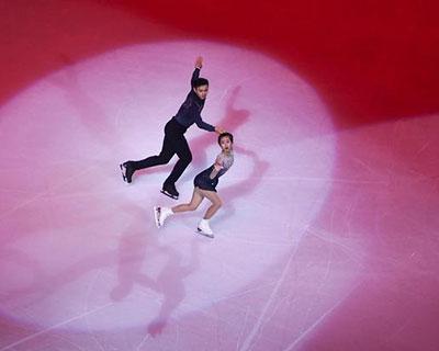 花滑中国杯落户重庆 总决赛在北京举行