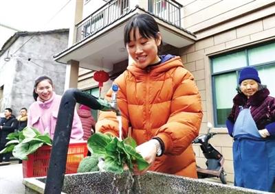 农村饮用水水费收缴将在年底实现全覆盖