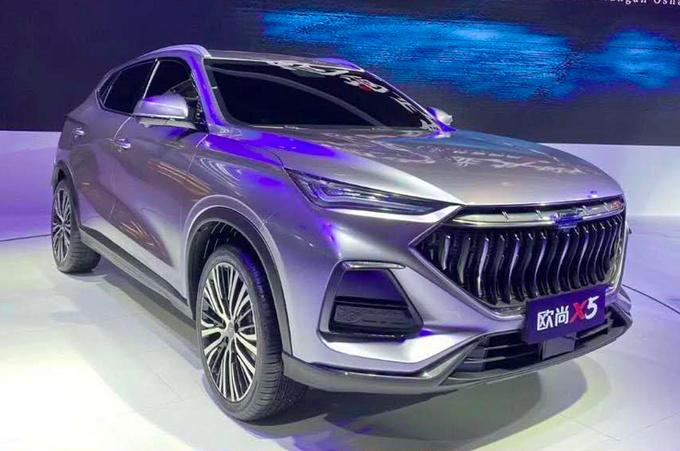长安欧尚X5将于2020年年内推向市场