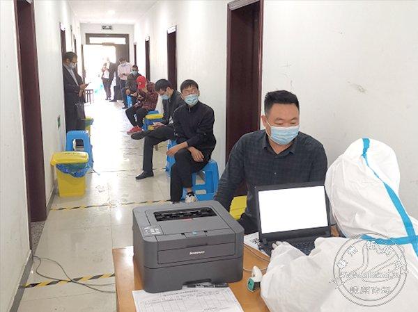 北京返嵊人员等须核酸检测