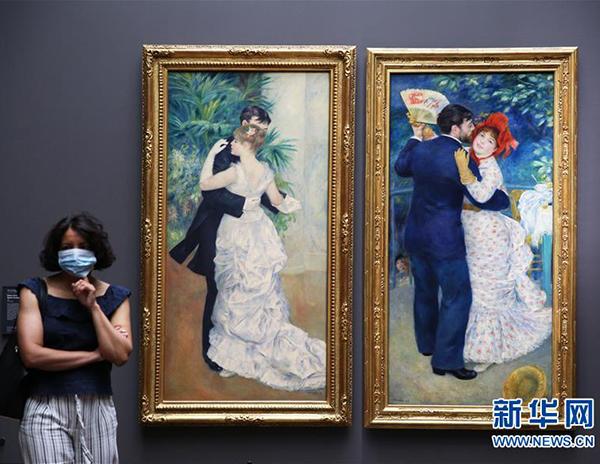 法国:奥赛美术馆重新开放