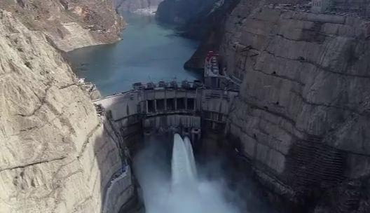 我国又一座千万千瓦级巨型水电站投产