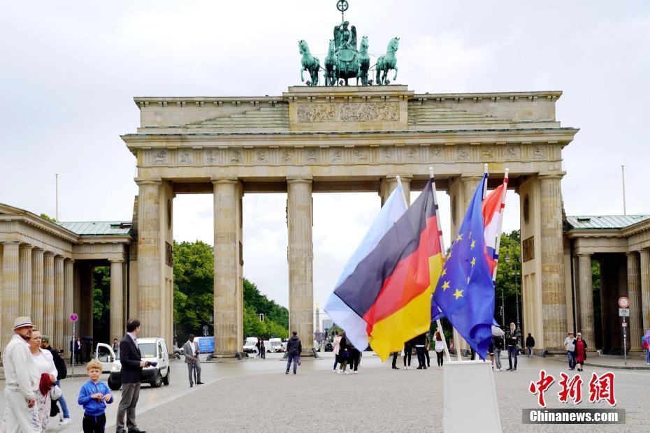 德国正式接任欧盟轮值主席国