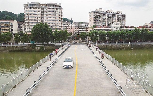 西桥恢复正常通行