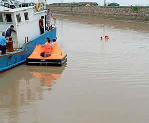 渔船演练提升技能