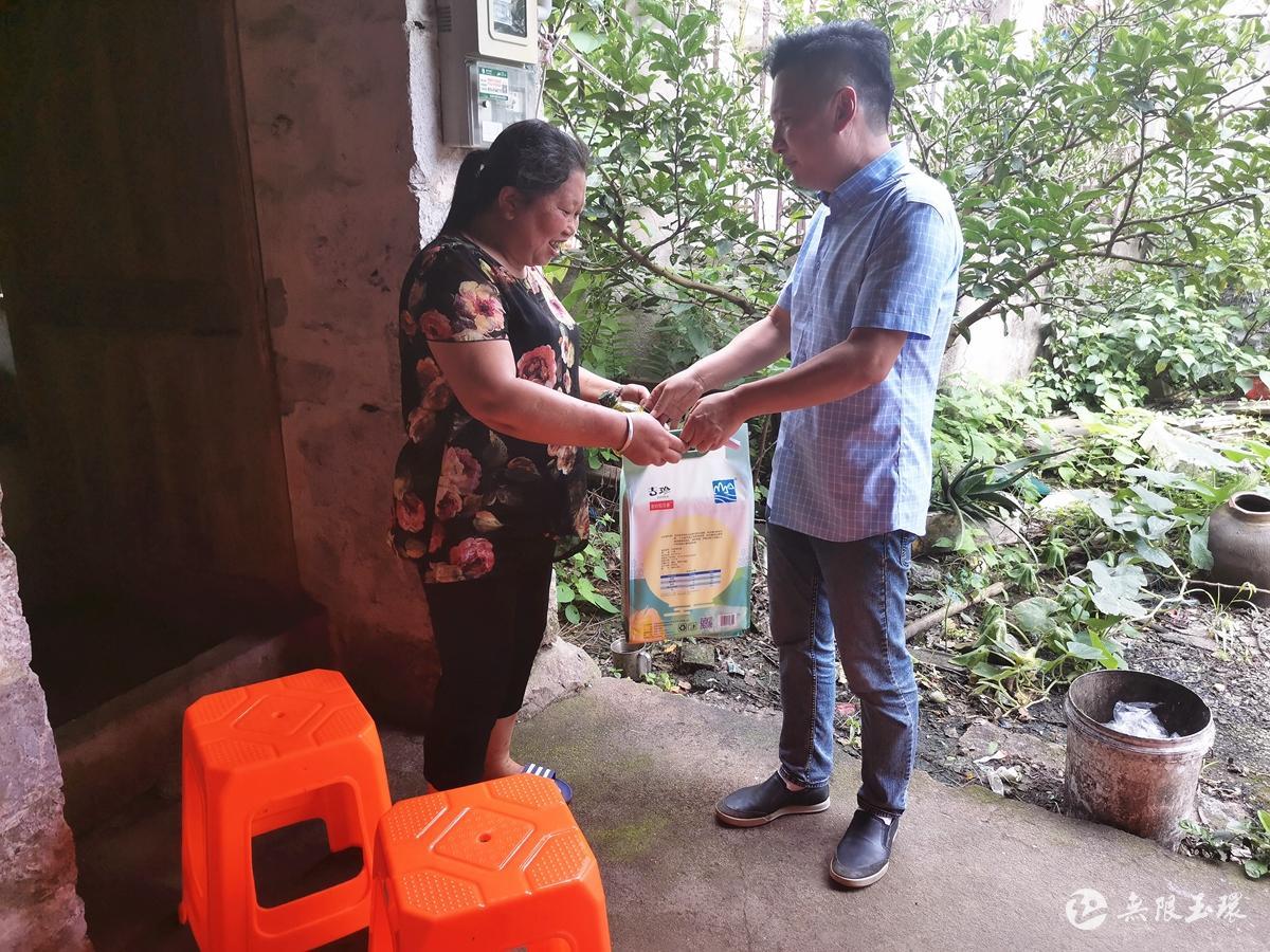 鸡山:村贤联谊心系困难群众,凝聚合力助推乡村振兴