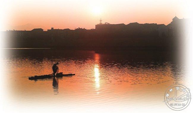 山水剡溪 诗文剡溪――剡溪与中国风