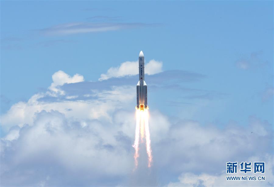 出发吧,向着火星!――我国首次火星探测任务正式启航