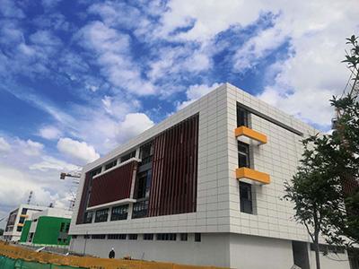 今年九月 我区三所新学校将启用