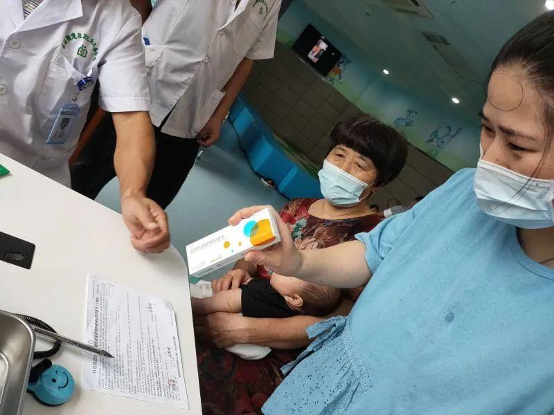 首个国产疫苗开打 6岁以下宝宝可接种
