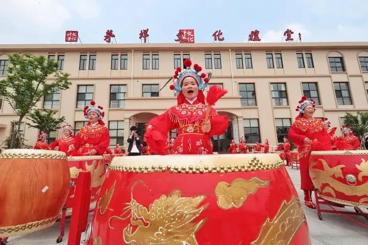 """新时代文明实践中心建设的""""台州样本"""""""