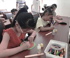 公益培训 点亮孩子们的暑期生活