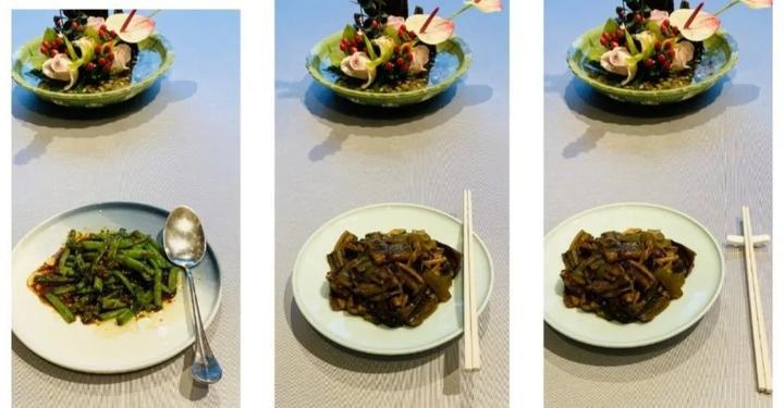 """餐饮企业的公筷公勺该怎么放 杭州有""""讲究"""""""