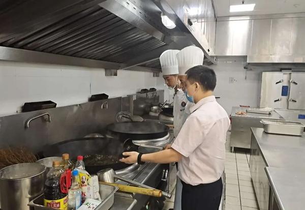 """杭州各级纪检监察机关深入推进""""文明餐桌"""""""