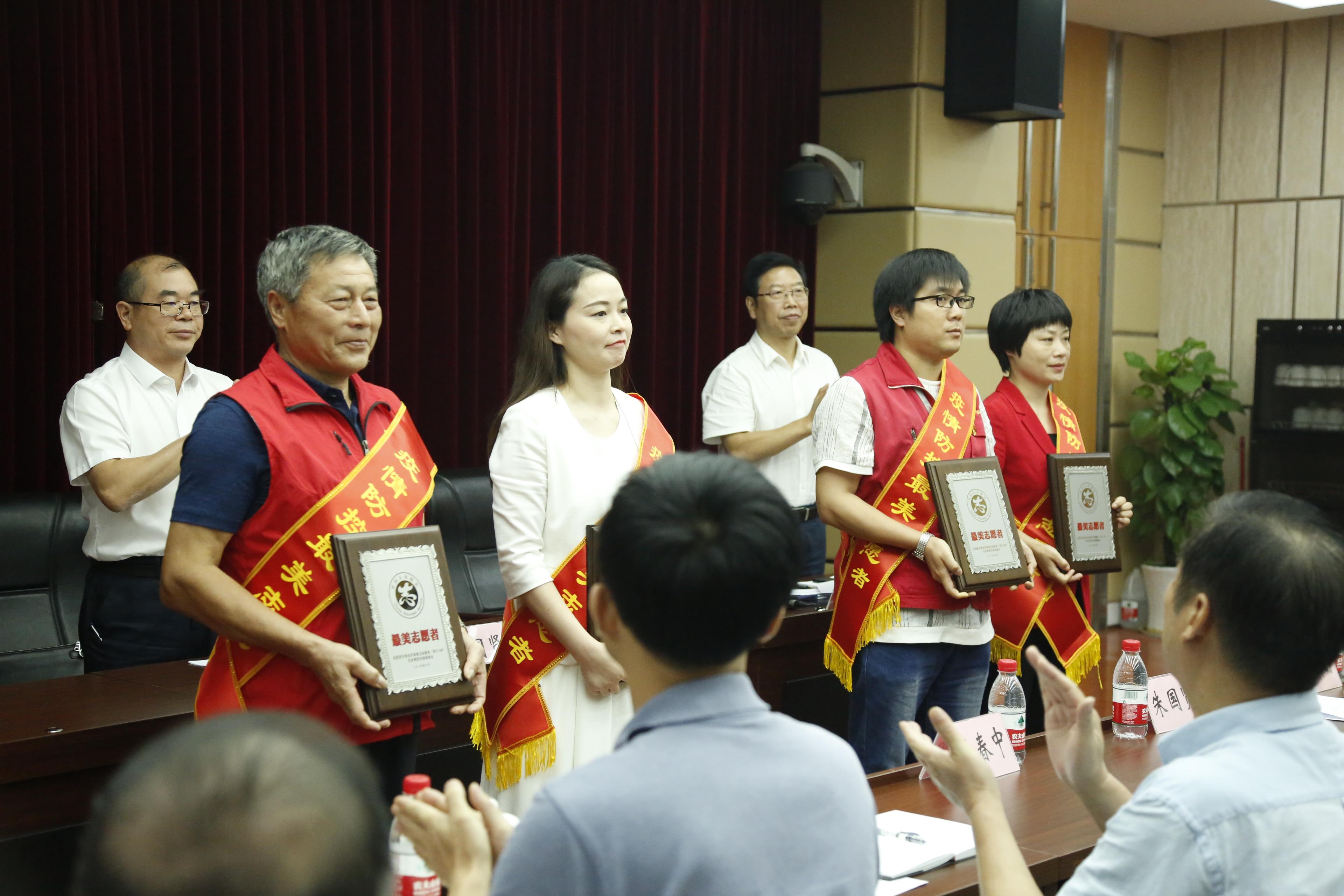 浙江7人13集体入选全国志愿服务先进典型