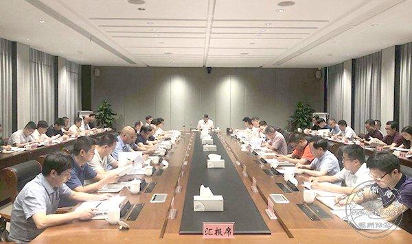 市委退役军人事务工作领导小组第二次会议暨双拥工作会议召开
