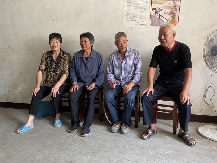 诚信宽容让他们握手言和 黄岩4位老人演绎最美故事