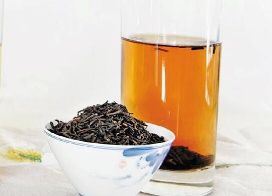 """武义茶""""变形""""记 """"一色""""变成""""四色""""能喝能吃能美容"""