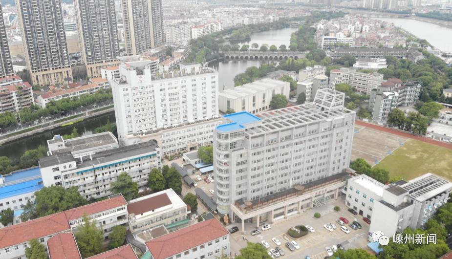 市中医院将新建大楼