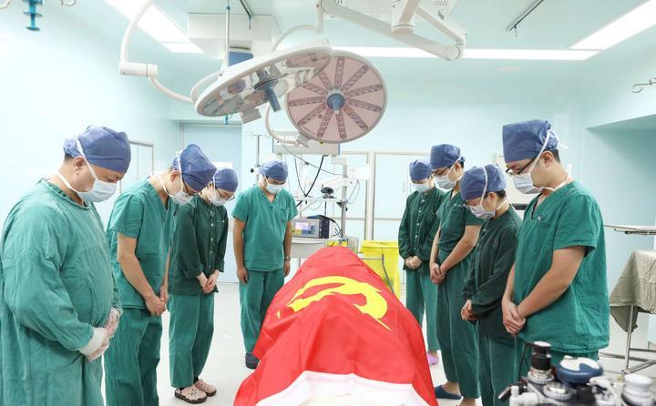 她照亮了他人的世界 臺州40歲黨員志愿者去世捐獻器官