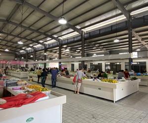 """提升改造农产品集中交易点 让""""菜篮子""""拎得更舒心"""