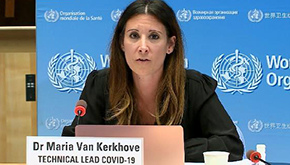世卫组织:由于检测能力增强 多国新冠肺炎死亡率出现下降趋势