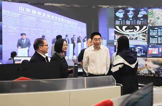 县级融媒体中心东西协作交流启动