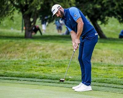 高尔夫世界第一约翰逊感染新冠