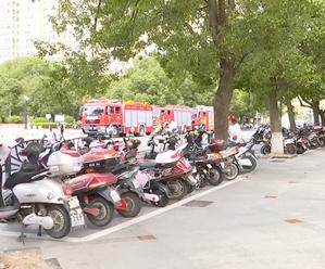 创城在行动:合理增设停车位 解决市民停车难