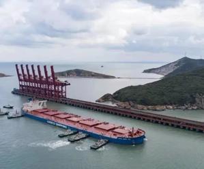 计划投资43亿元建设鼠浪湖码头西三区项目