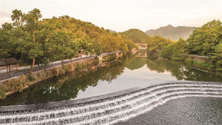 龙泉瓯江绿道:休闲道富民道生态道