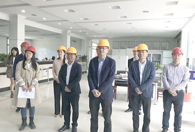 徐建役调研浙东清风馆、民情日记馆建设工作