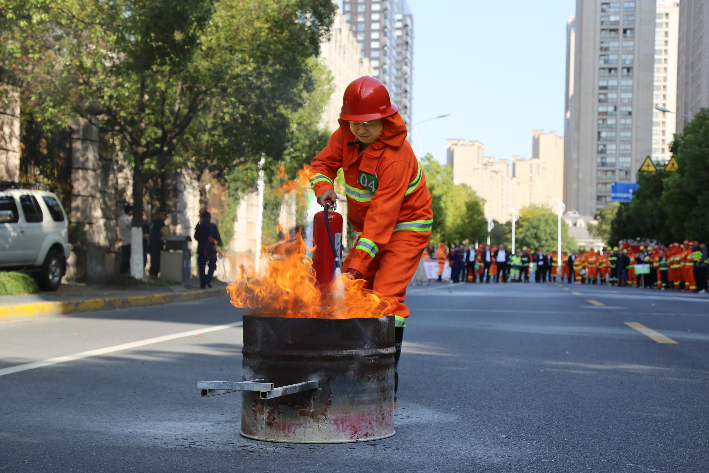 消防◆大比拼