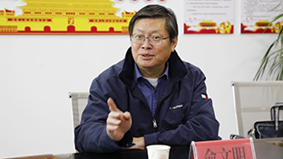 浙江省记协领导赴贵州普安访问交流