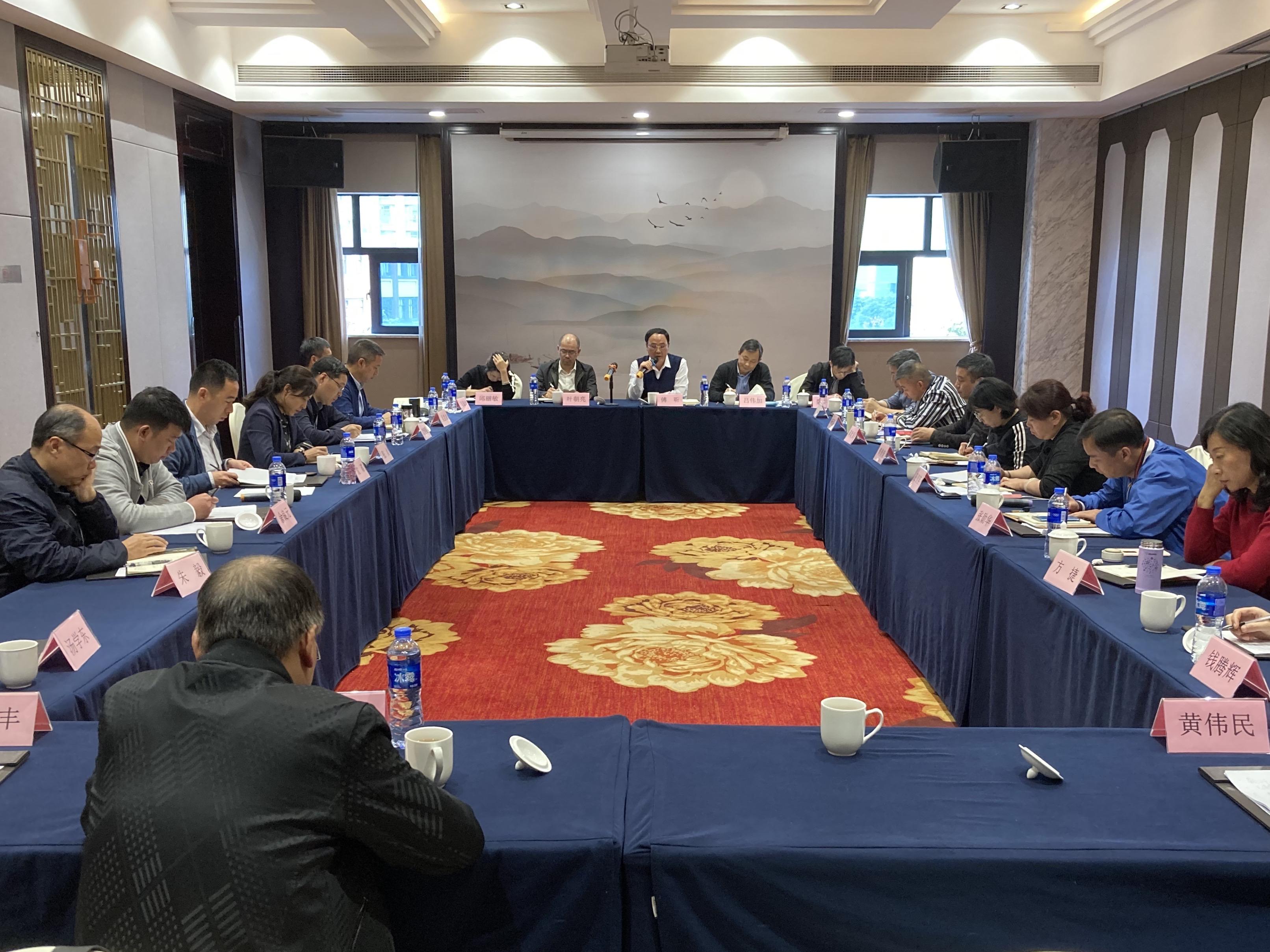 转理念 求突破 促发展 全省福彩工作座谈会在杭州召开
